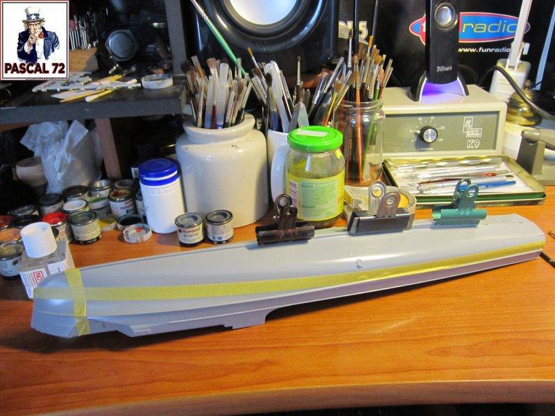 Schnellboote S-100 de Revell au 1/72 par pascal 72 Img_5210