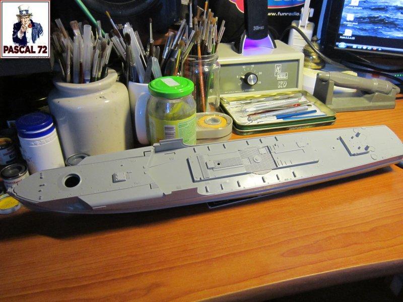 Schnellboote S-100 de Revell au 1/72 par pascal 72 Img_5212