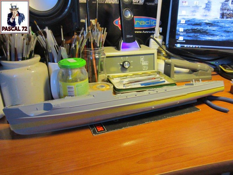 Schnellboote S-100 de Revell au 1/72 par pascal 72 Img_5214