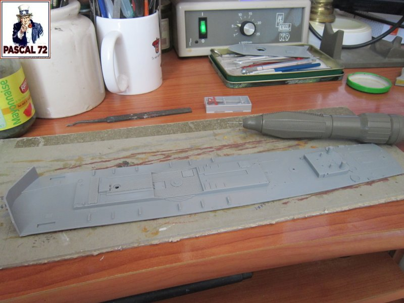 Schnellboote S-100 de Revell au 1/72 par pascal 72 Img_5215