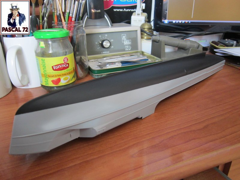 Schnellboote S-100 de Revell au 1/72 par pascal 72 Img_5219