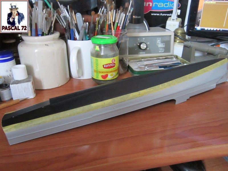Schnellboote S-100 de Revell au 1/72 par pascal 72 Img_5220