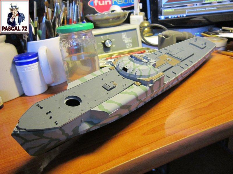 Schnellboote S-100 de Revell au 1/72 par pascal 72 Img_5334