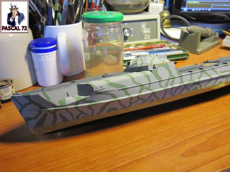Schnellboote S-100 de Revell au 1/72 par pascal 72 Img_5336