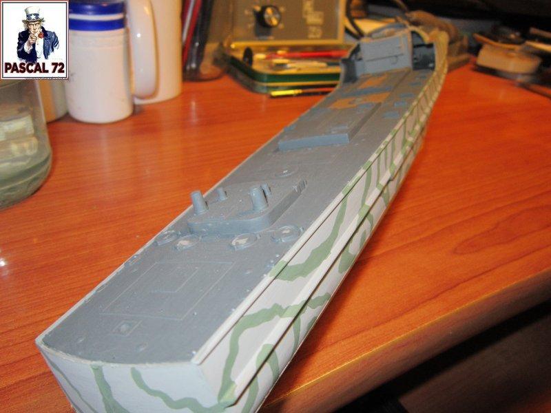 Schnellboote S-100 de Revell au 1/72 par pascal 72 Img_5338