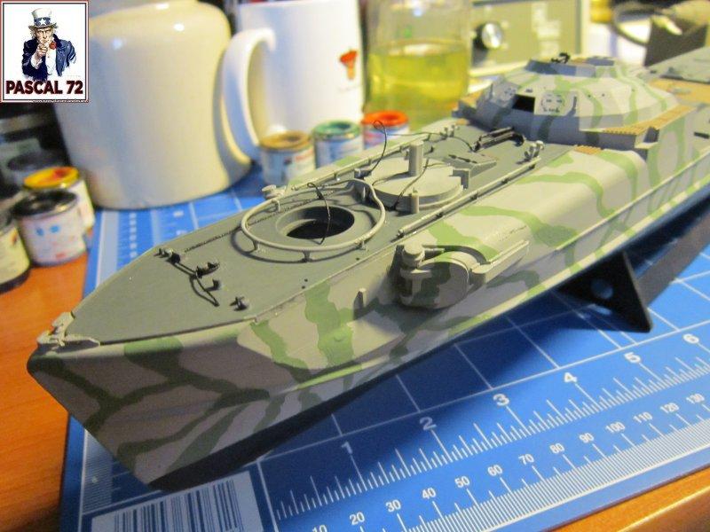 Schnellboote S-100 de Revell au 1/72 par pascal 72 Img_5353