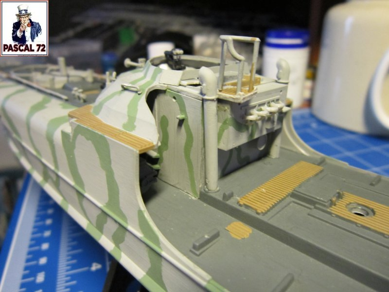 Schnellboote S-100 de Revell au 1/72 par pascal 72 Img_5359