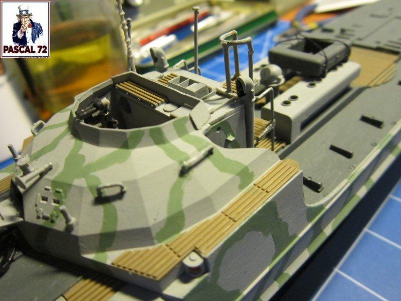Schnellboote S-100 de Revell au 1/72 par pascal 72 Img_5365