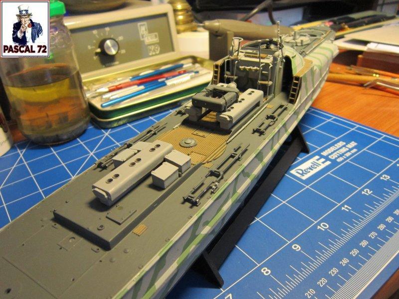 Schnellboote S-100 de Revell au 1/72 par pascal 72 Img_5366