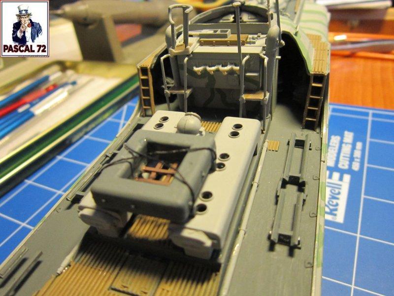 Schnellboote S-100 de Revell au 1/72 par pascal 72 Img_5426