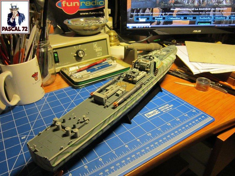 Schnellboote S-100 de Revell au 1/72 par pascal 72 Img_5443