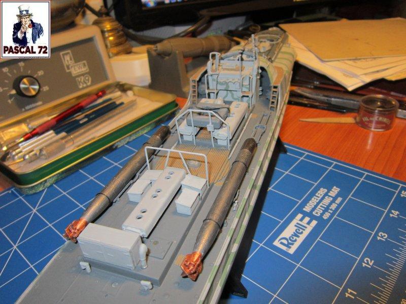 Schnellboote S-100 de Revell au 1/72 par pascal 72 Img_5444