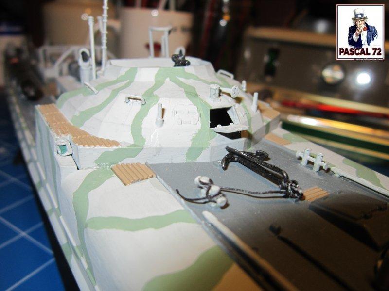 Schnellboote S-100 de Revell au 1/72 par pascal 72 Img_5446
