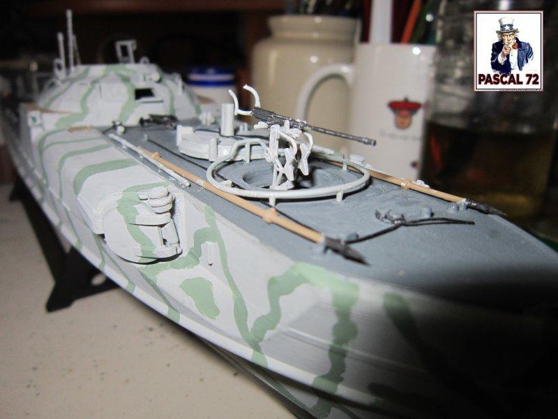 Schnellboote S-100 de Revell au 1/72 par pascal 72 Img_5448