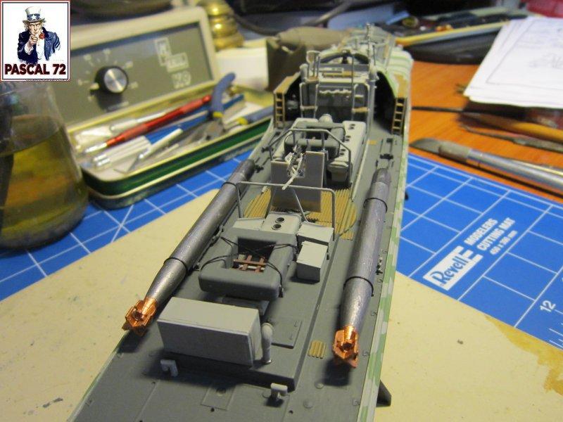 Schnellboote S-100 de Revell au 1/72 par pascal 72 Img_5449