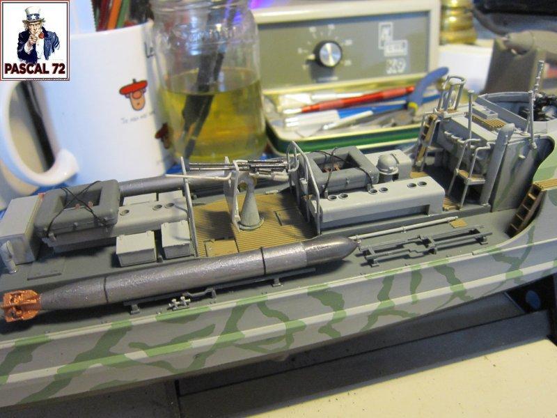Schnellboote S-100 de Revell au 1/72 par pascal 72 Img_5450