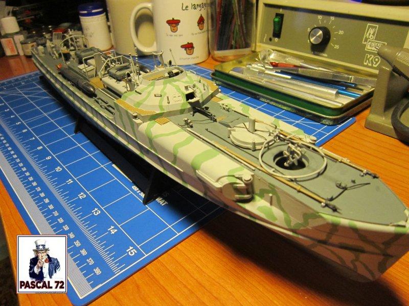 Schnellboote S-100 de Revell au 1/72 par pascal 72 Img_5452