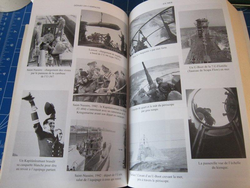Sous-marins Allemands au combat 1939-1945 - Patrick De Gmeline Img_5712