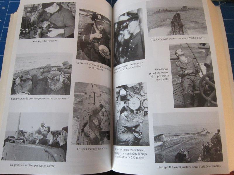 Sous-marins Allemands au combat 1939-1945 - Patrick De Gmeline Img_5713
