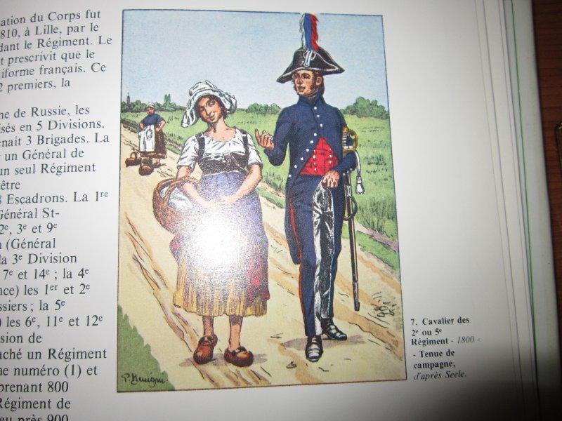 Les uniformes du Premier Empire - Les Cuirassiers - Cdt Bucquoy Img_5742