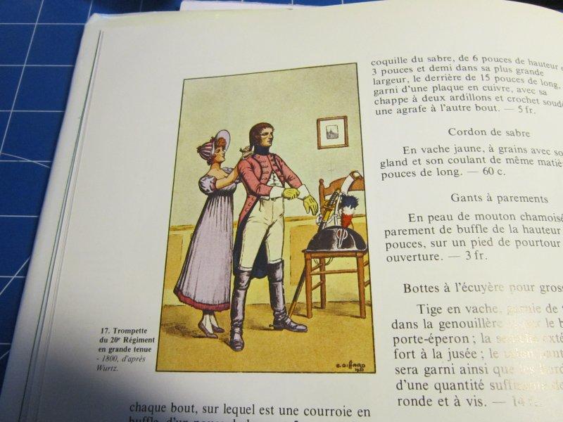 Les uniformes du Premier Empire - Les Cuirassiers - Cdt Bucquoy Img_5743