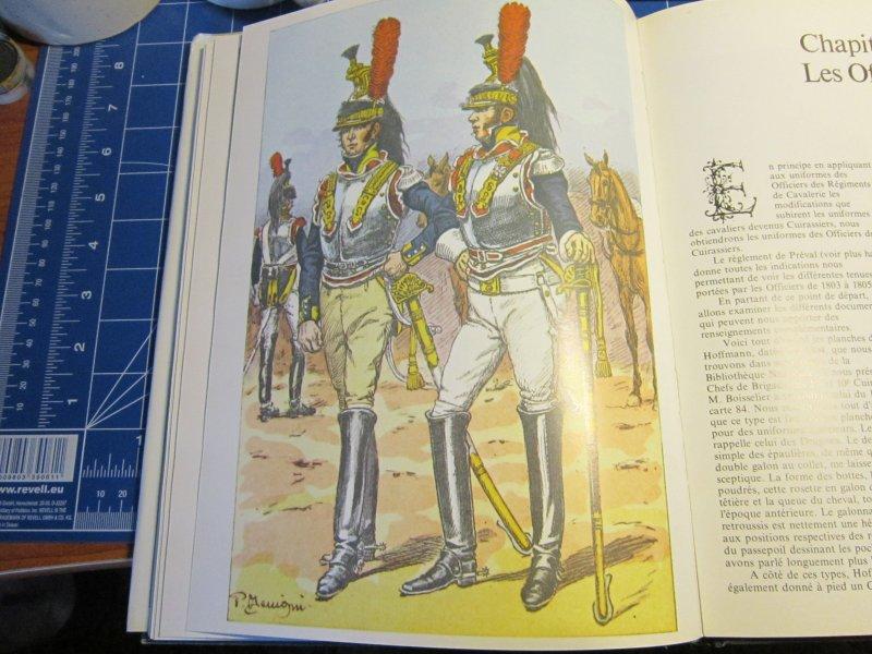Les uniformes du Premier Empire - Les Cuirassiers - Cdt Bucquoy Img_5748