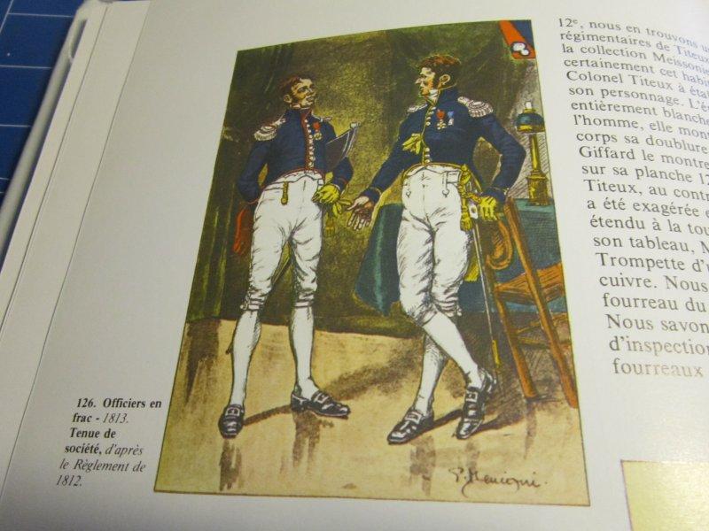 Les uniformes du Premier Empire - Les Cuirassiers - Cdt Bucquoy Img_5750