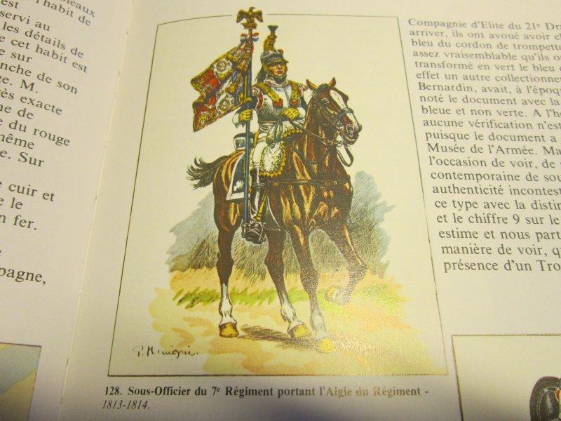 Les uniformes du Premier Empire - Les Cuirassiers - Cdt Bucquoy Img_5751