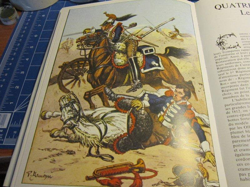 Les uniformes du Premier Empire - Les Cuirassiers - Cdt Bucquoy Img_5753
