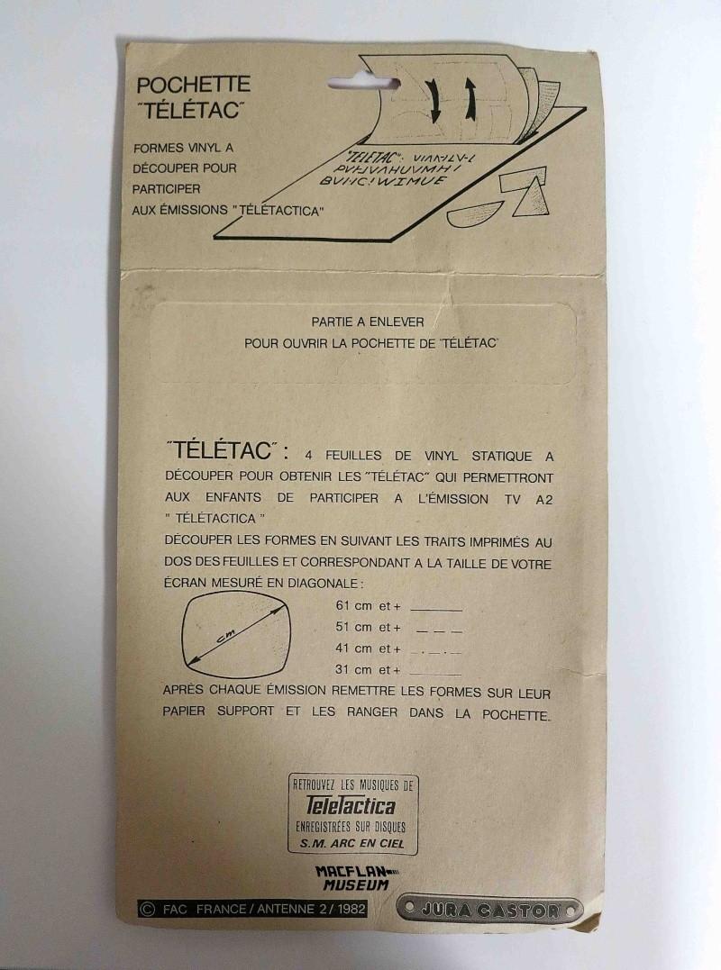 TELETACTICA - Télétac - Antenne 2 Pochet11