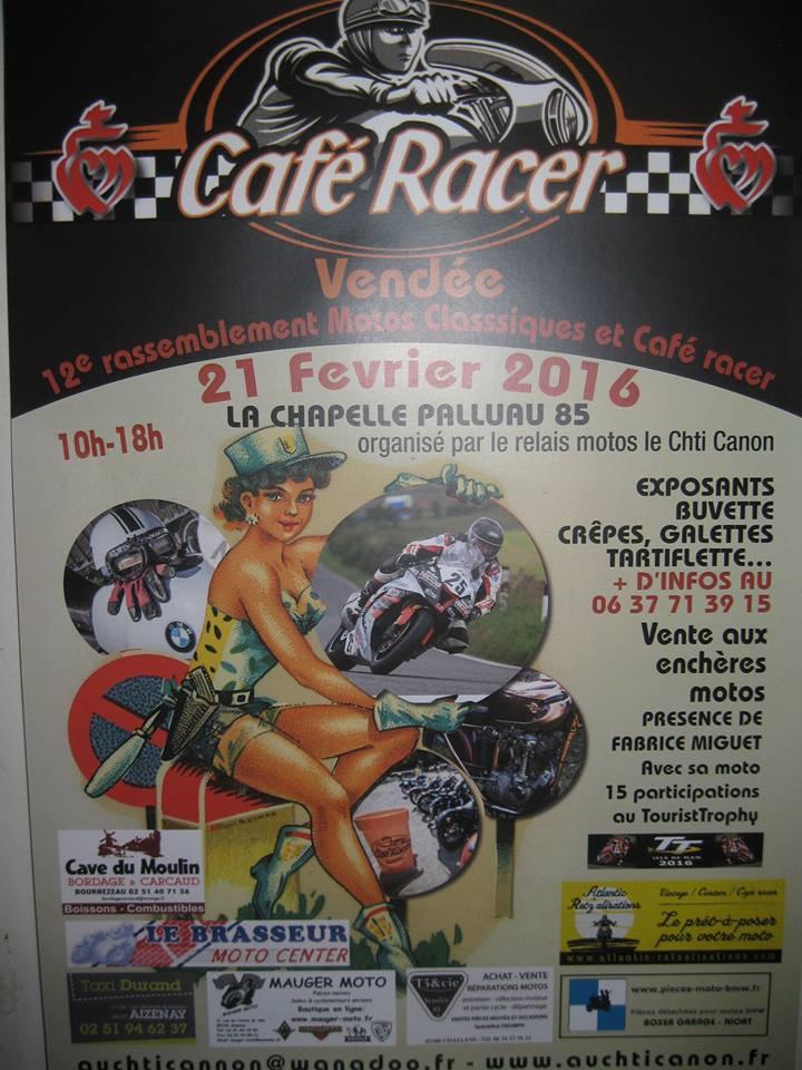 Rassemblement Motos Classiques et Café Racer 12670510