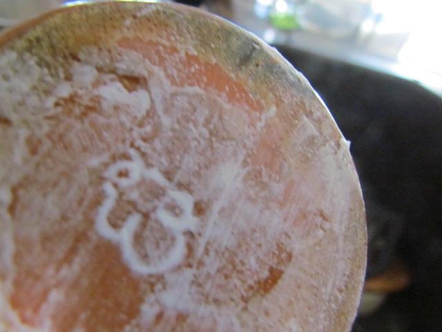 Small  Double handled Vase ID Img_0713