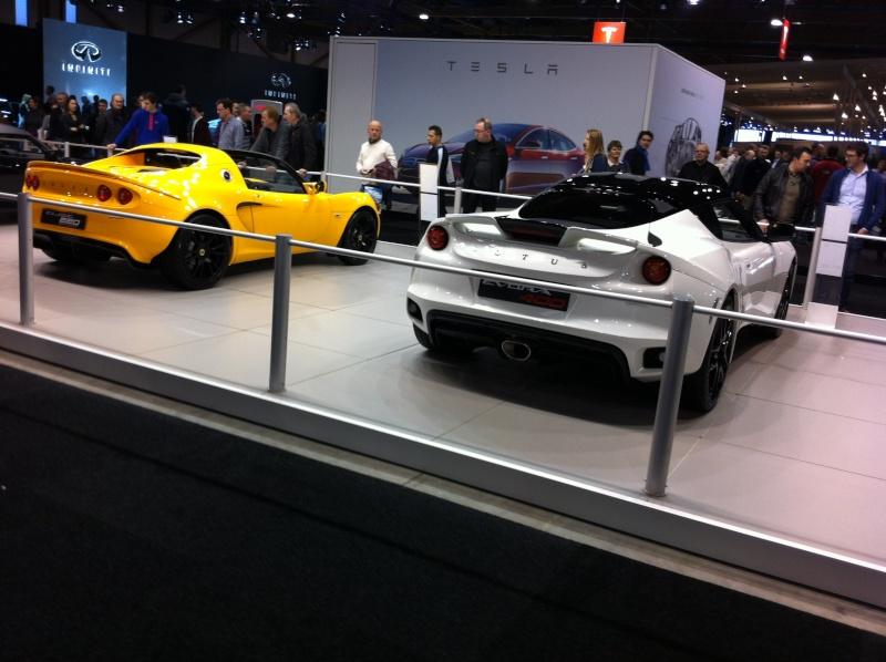 Salon de l'Automobile Bruxelles 2014 Img_1012