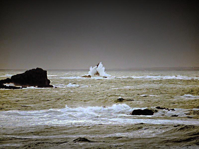 Le phare du Four par beau temps 1_v0111