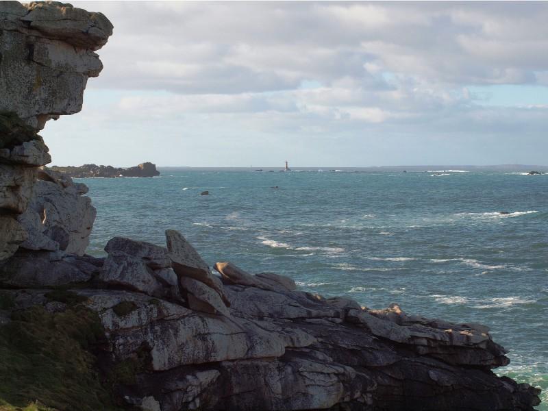 Le phare du Four par beau temps P1280311