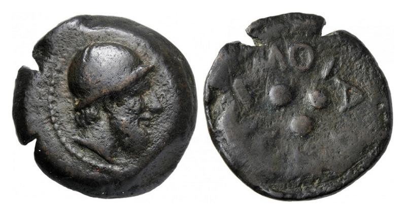 Les bronzes grecs de Brennos - Page 2 Lipara10