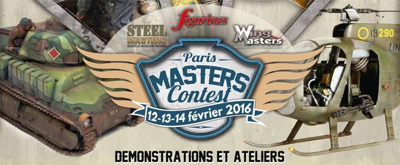 Paris Masters Contest - 12, 13, 14 fevrier 2016 12299210
