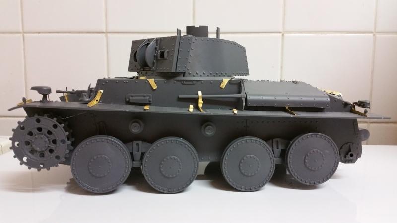 Panzer 38(T) Ausf.E/F - 1/16 - PANDA HOBBY. mise en boue  - Page 2 20151228