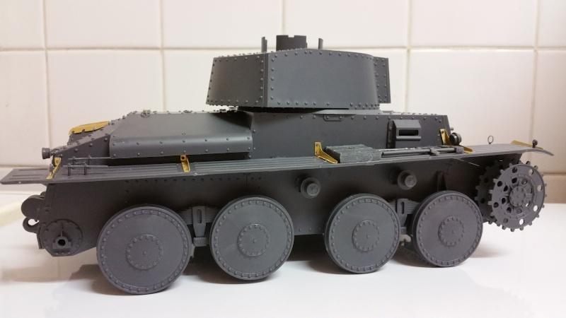 Panzer 38(T) Ausf.E/F - 1/16 - PANDA HOBBY. mise en boue  - Page 2 20151229