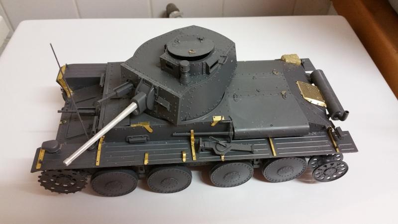 Panzer 38(T) Ausf.E/F - 1/16 - PANDA HOBBY. mise en boue  - Page 2 20151233