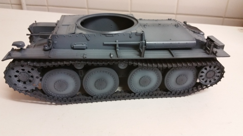 Panzer 38(T) Ausf.E/F - 1/16 - PANDA HOBBY. mise en boue  - Page 5 20160225