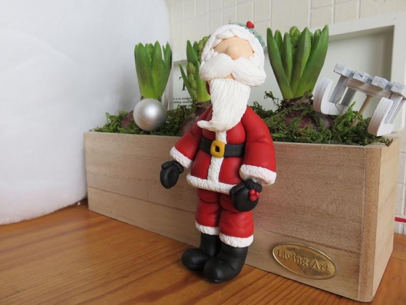 Père Noël fait en atelier Pyre_n10