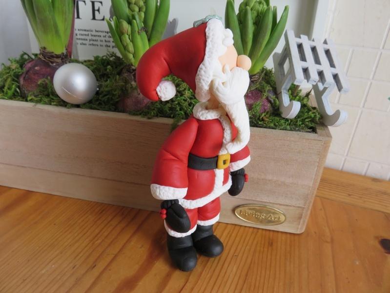 Père Noël fait en atelier Pyre_n11