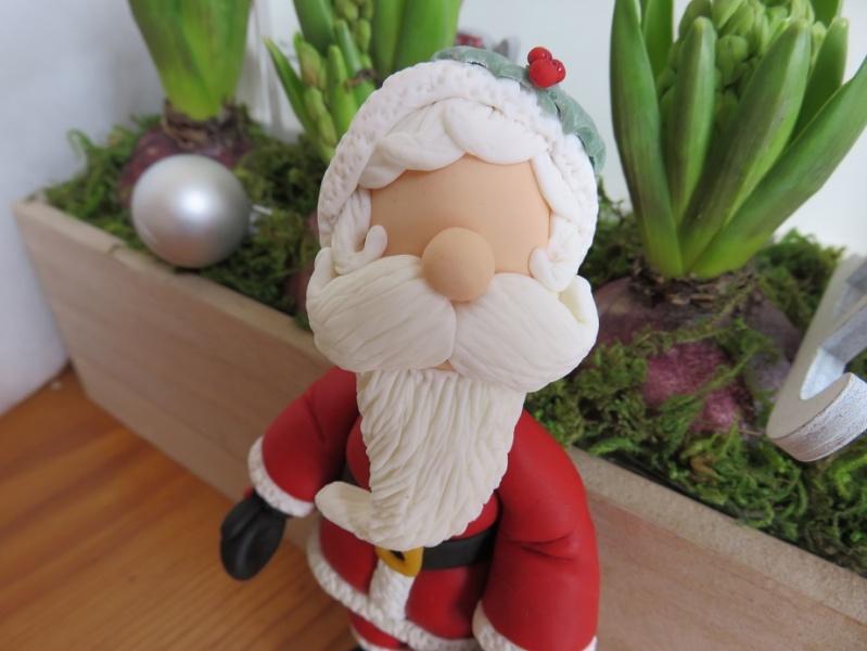 Père Noël fait en atelier Pyre_n13