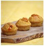Mini-muffins crevettes et curry Muffin10