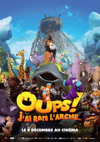 OUPS! J'AI RATE L'ARCHE Oups10