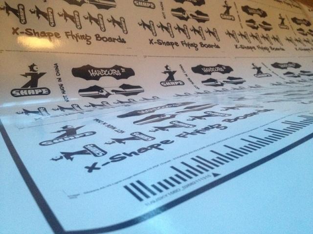 Stickers TLK Minist12