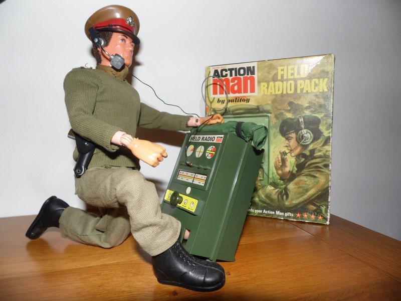 Action Man Field Commander and Field Radio Sam_0215