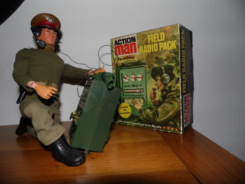 Action Man Field Commander and Field Radio Sam_0218