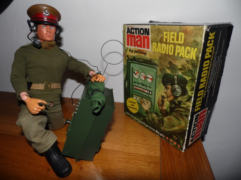Action Man Field Commander and Field Radio Sam_0312